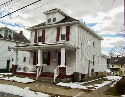 Warren County Single Family Home For Sale: 412 Firth St