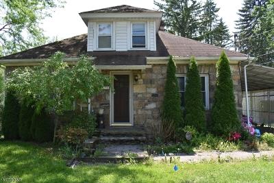 Glen Gardner Boro, Hampton Boro Single Family Home For Sale: 173 Main St