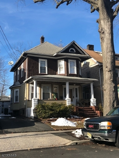 Clifton City Single Family Home For Sale: 40 Clinton Ave