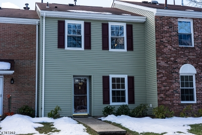 Morris County Condo/Townhouse For Sale: 183 Gettysburg Way