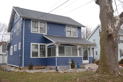 Bridgewater Twp. Single Family Home For Sale: 214 W End Ave