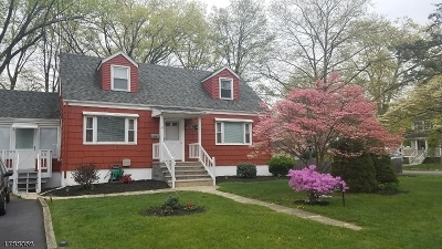 Piscataway Twp. Single Family Home For Sale: 425 Victoria Ave