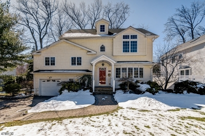 Westfield Town Single Family Home For Sale: 110 Surrey Ln