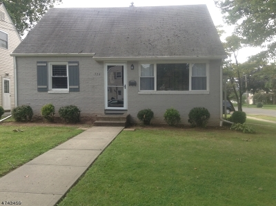 Scotch Plains Twp. Single Family Home For Sale: 324 Evergreen Blvd