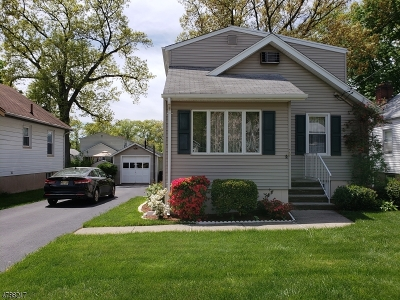 Hawthorne Boro Single Family Home For Sale: 74 8th Ave