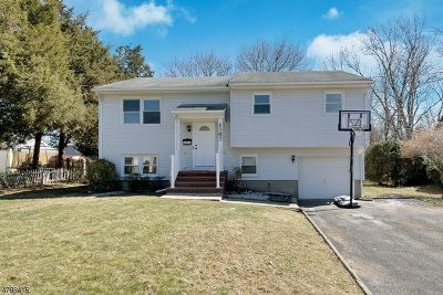Piscataway Twp. NJ Single Family Home For Sale: $339,750