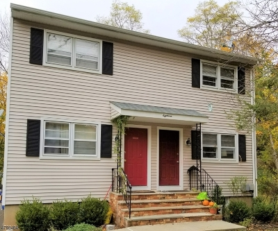 Bernardsville Boro Multi Family Home For Sale: 18 Bodnar St