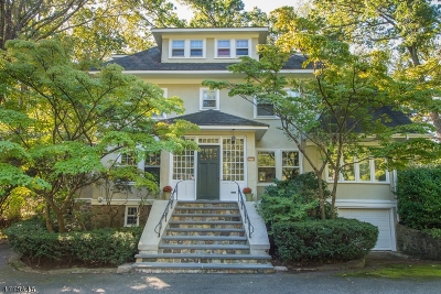 Single Family Home For Sale: 380 Morris Ave