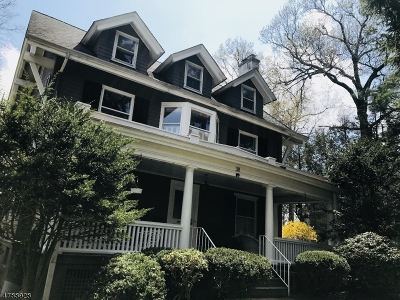 Chatham Boro Single Family Home For Sale: 38 Red Rd