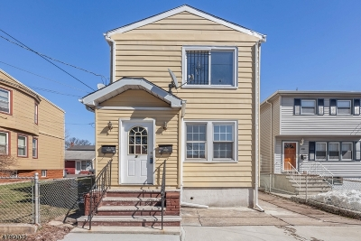 Belleville Twp. Single Family Home For Sale: 90 Columbus Ave