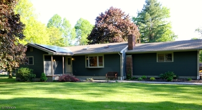 Lebanon Twp. Single Family Home For Sale: 472 W Hill Rd