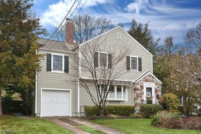 Glen Rock Boro Single Family Home For Sale: 595 Rock Rd