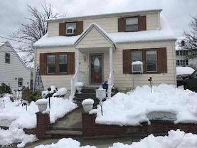 Haledon Boro Single Family Home For Sale: 39 John Ryle Ave