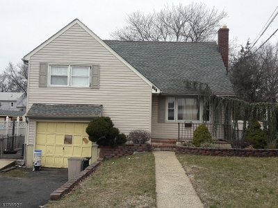 Union Twp. Single Family Home For Sale: 732 Lehigh Ave
