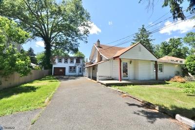 Parsippany Single Family Home For Sale: 37 Navajo Ave