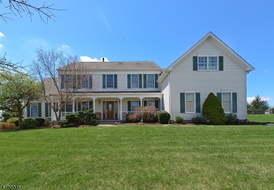 Union Twp. Single Family Home For Sale: 28 Wyckoff Dr