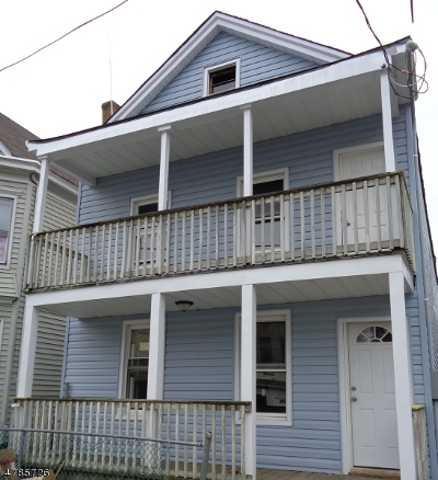 Passaic City Multi Family Home For Sale: 17 Rosz Pl