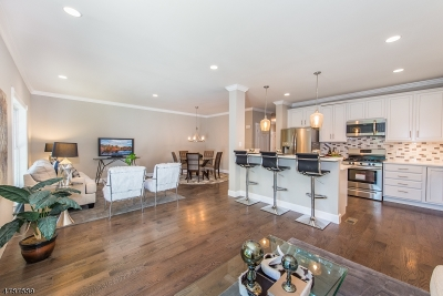 Morristown Town Condo/Townhouse For Sale: 170 Madison Ave #6
