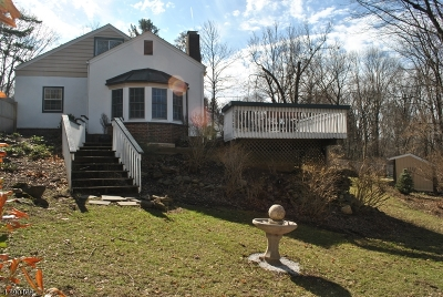 Sparta Twp. Single Family Home For Sale: 9 Cherry Tree Ln