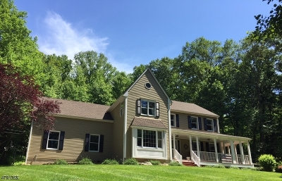 Lebanon Twp. Single Family Home For Sale: 23 Anthony Rd