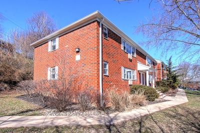 Parsippany-Troy Hills Twp. Condo/Townhouse For Sale: 2467 Route 10 #6A