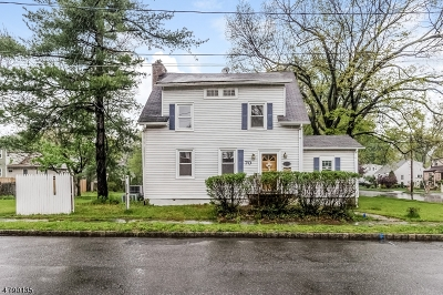 Springfield Single Family Home For Sale: 70 Morrison Rd