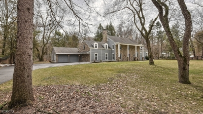 Denville Twp. Single Family Home For Sale: 10 Old Boonton Rd