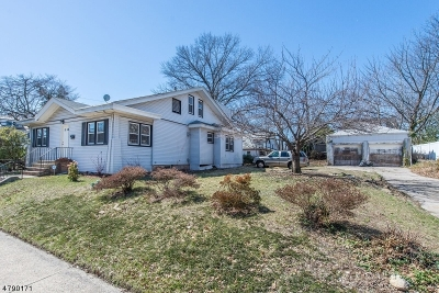Paterson City Single Family Home For Sale: 418-424 E 38th St
