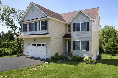 Lambertville City Single Family Home For Sale: 64 Perry Rd