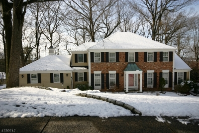 New Providence Single Family Home Active Under Contract: 61 Colchester Rd