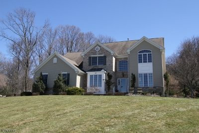 Sparta Twp. Single Family Home For Sale: 67 Westgate Dr