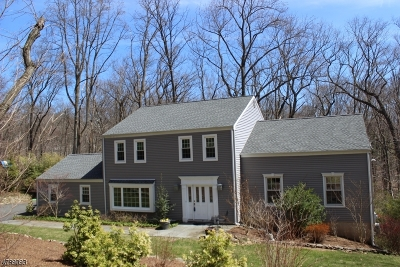 Morris Twp. Single Family Home For Sale: 11 Harwich Rd