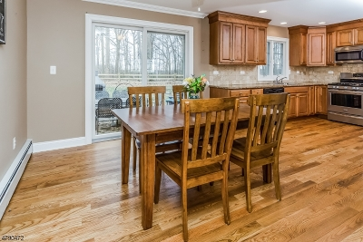 Delaware Twp. Single Family Home Active Under Contract: 46 Rittenhouse Rd
