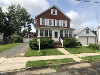 Manville Boro Multi Family Home For Sale: 50 N Arlington St
