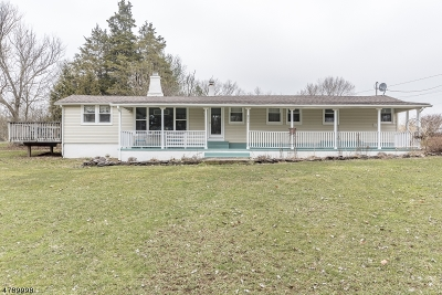 Alexandria Twp. Single Family Home For Sale: 211 County Road 513
