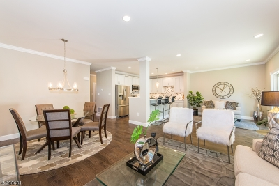 Morristown Condo/Townhouse For Sale: 170 Madison Ave #3