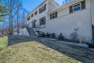 Parsippany-Troy Hills Twp. Single Family Home For Sale: 15 Pigeon Hill Rd