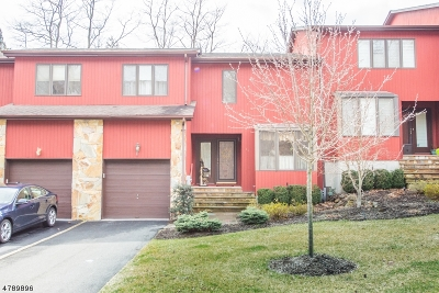 Wayne Twp. Condo/Townhouse For Sale: 43 Butternut Dr