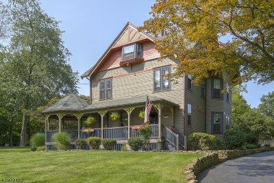 Long Hill Twp Single Family Home For Sale: 716 Valley Rd