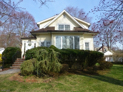 Livingston Twp. Single Family Home For Sale: 146 Madison Ct