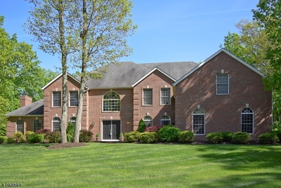Sparta Twp. Single Family Home For Sale: 14 Greenfield Hl