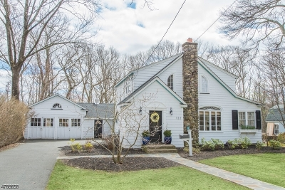 Single Family Home For Sale: 122 Kenilworth Rd