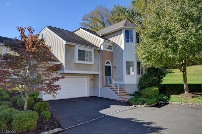 Long Hill Twp Condo/Townhouse For Sale: 23 Fernwood Ter