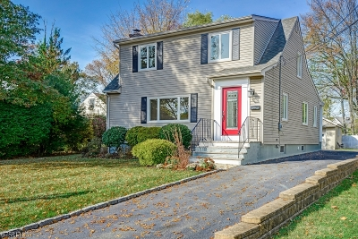 Summit Single Family Home For Sale: 41 Miele Pl