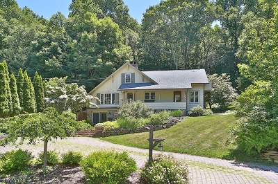 Sparta Twp. Single Family Home For Sale: 37 Woodlawn Rd