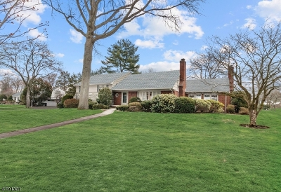 Glen Rock Boro Single Family Home For Sale: 32 Lowell Rd