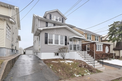 Union Twp. Single Family Home For Sale: 1697 Van Ness Ter