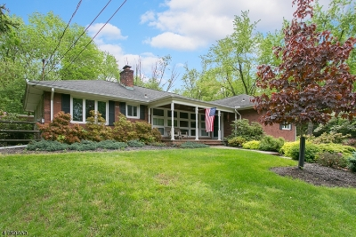 Long Hill Twp Single Family Home For Sale: 9 W Rayburn Rd