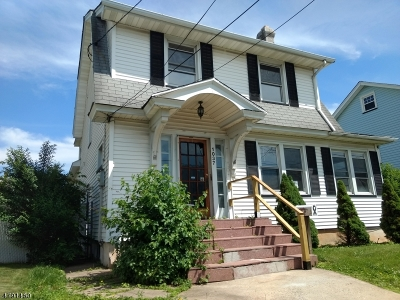 Union Twp. Single Family Home For Sale: 1037 Coolidge Ave