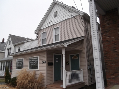 Hawthorne Boro NJ Multi Family Home For Sale: $324,900